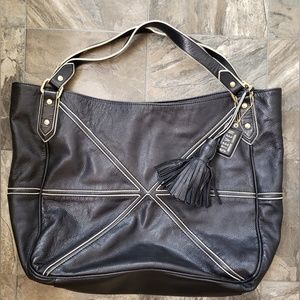 Steve Madden Large Genuine Leather Tote